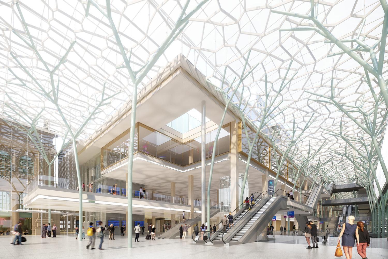 La plateforme contributive Gare du Nord  2024 est en ligne !