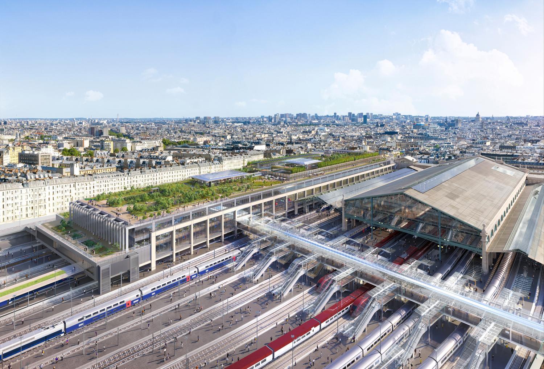 Accord signé entre la SA Gare du Nord, la Ville de Paris, la SNCF et SNCF Gares & Connexions !