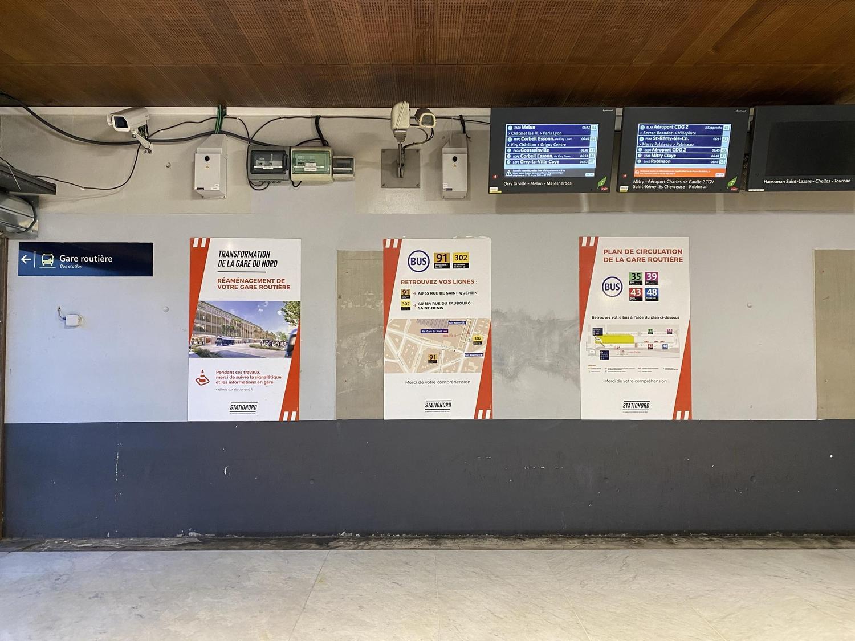 Travaux Gare routière :  une nouvelle organisation est mise en place !