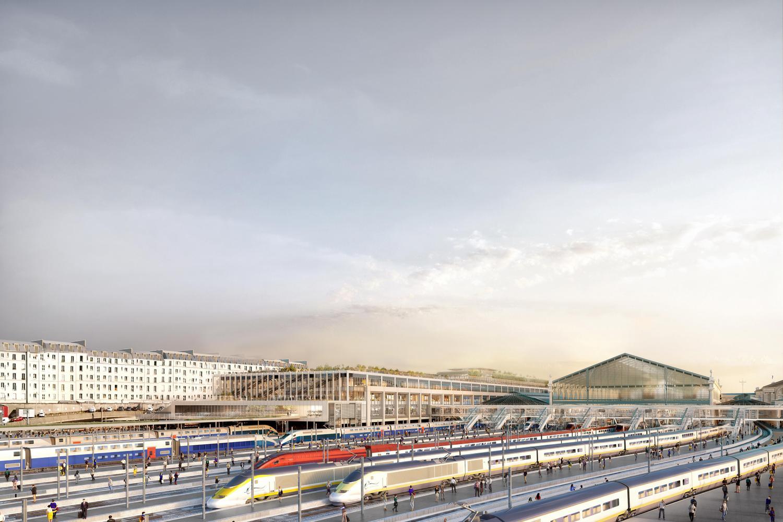 La transformation de la Gare du Nord est lancée !